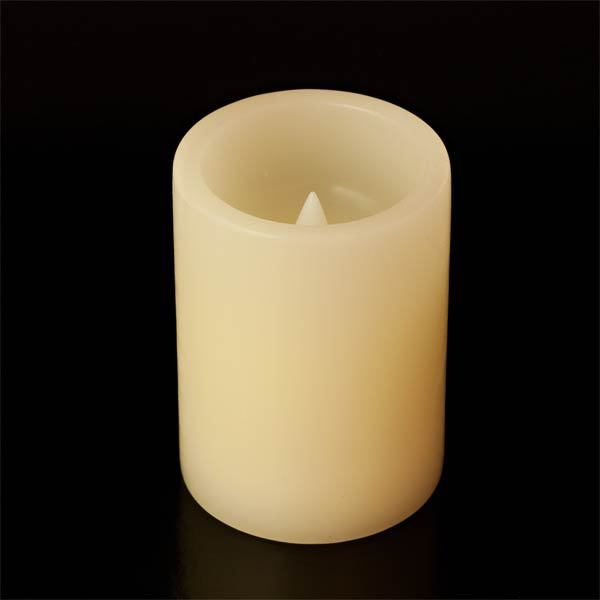 Pack 6 Battery operated wax candles SC3874-6